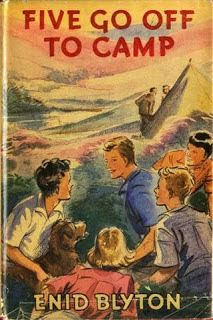 Download free ebook Famous Five 07 - Five Go Off To Camp By Enid Blyton pdf