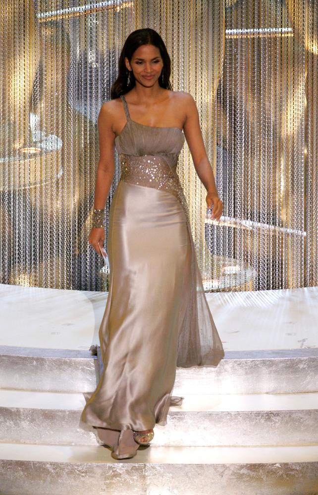 Halle Berry 39 S Opulent Style