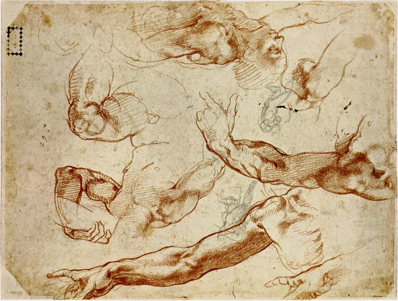 Dessin Ange Realiste a man's world : comment dessiner comme michel-ange ?