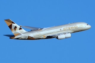 Etihad Airways reservation