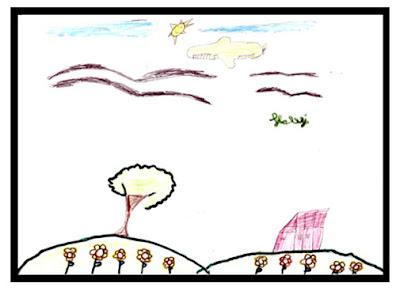 O DESENHO INFANTIL por GISELE FEDERIZZI BARCELLOS  7a0a964e996