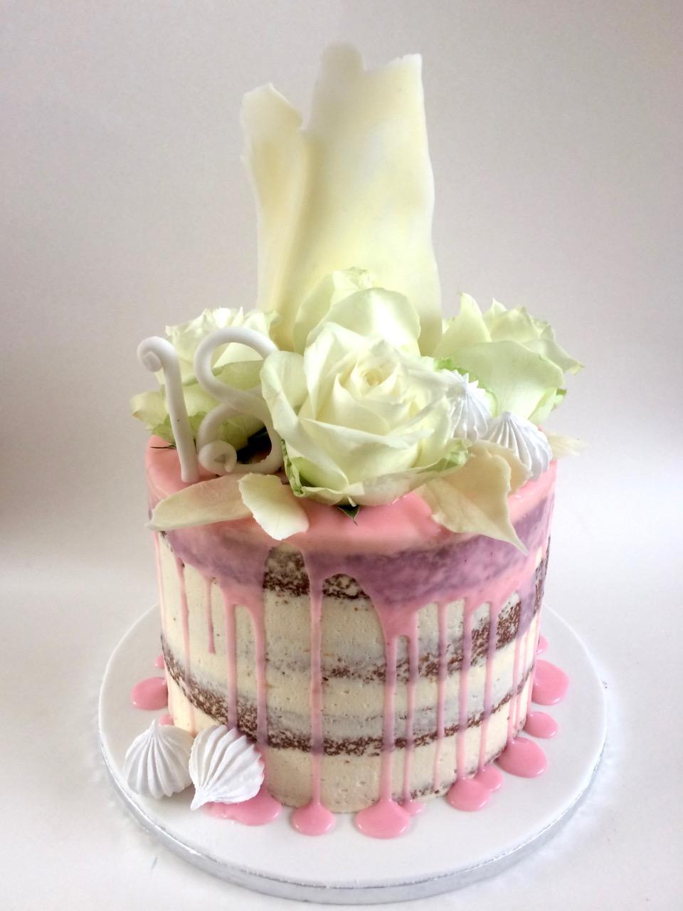 Simple Elegant Crazy Cake
