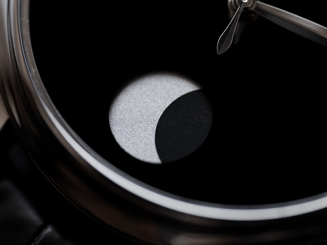 H. Moser & Cie. Endeavour Perpetual Moon Concept in steel