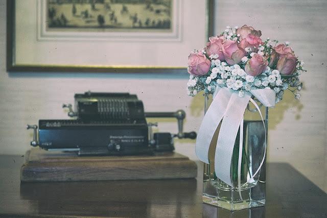 Bouquet da damigella di matrimonio