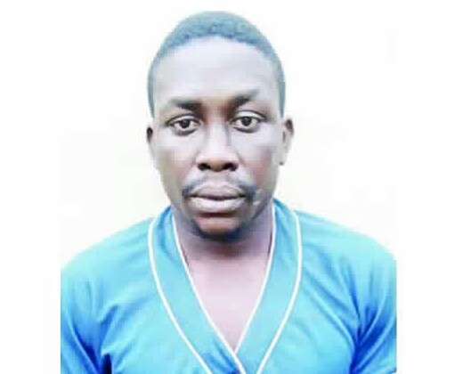 IGP Team Nabs Suspected Bank Robber, Female Arms Keeper In Lagos (Photo)