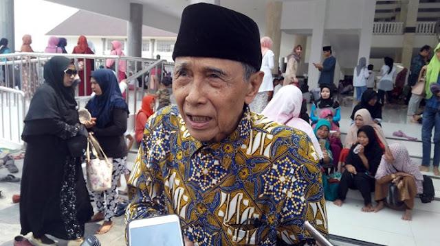 Difitnah Menyerupai Salib Oleh Kaum Mercon, Arsitek Masjid Raya Mendoakan Kebaikan