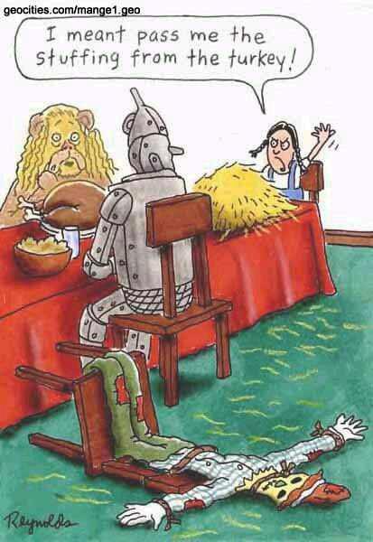 JustaCarGal: Hump Day Humor, Happy Thanksgiving!
