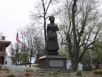 Julia Grant Statue