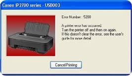 Cara memperbaiki Printer MP237 tidak bisa Ngeprint