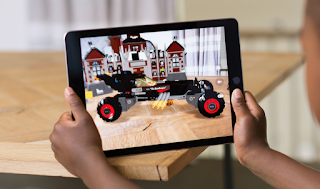 Augmented reality technologies that apps from the App Store