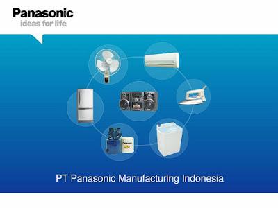 Lowongan Kerja PT. Panasonic Manufacturing Indonesia, Jobs: Finance Staff.