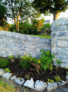 stone wall, moycullen