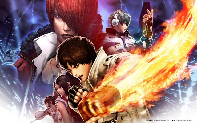 أول حلقات مسلسل Destiny للعبة King of Fighters أصبحت متوفرة على اليوتوب