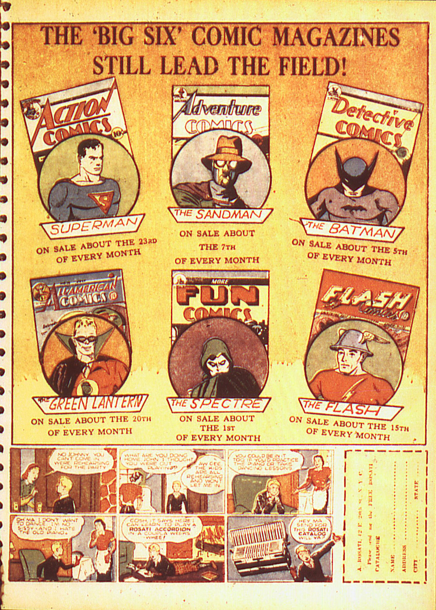 Read online All-American Comics (1939) comic -  Issue #16 - 48