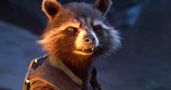 Bradley Cooper berperan sebagai pengisi suara Rocket - Pemeran Guardians of the Galaxy Vol. 2