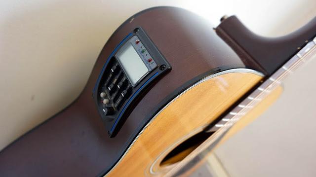 Pilihan Gitar Akustik Yamaha