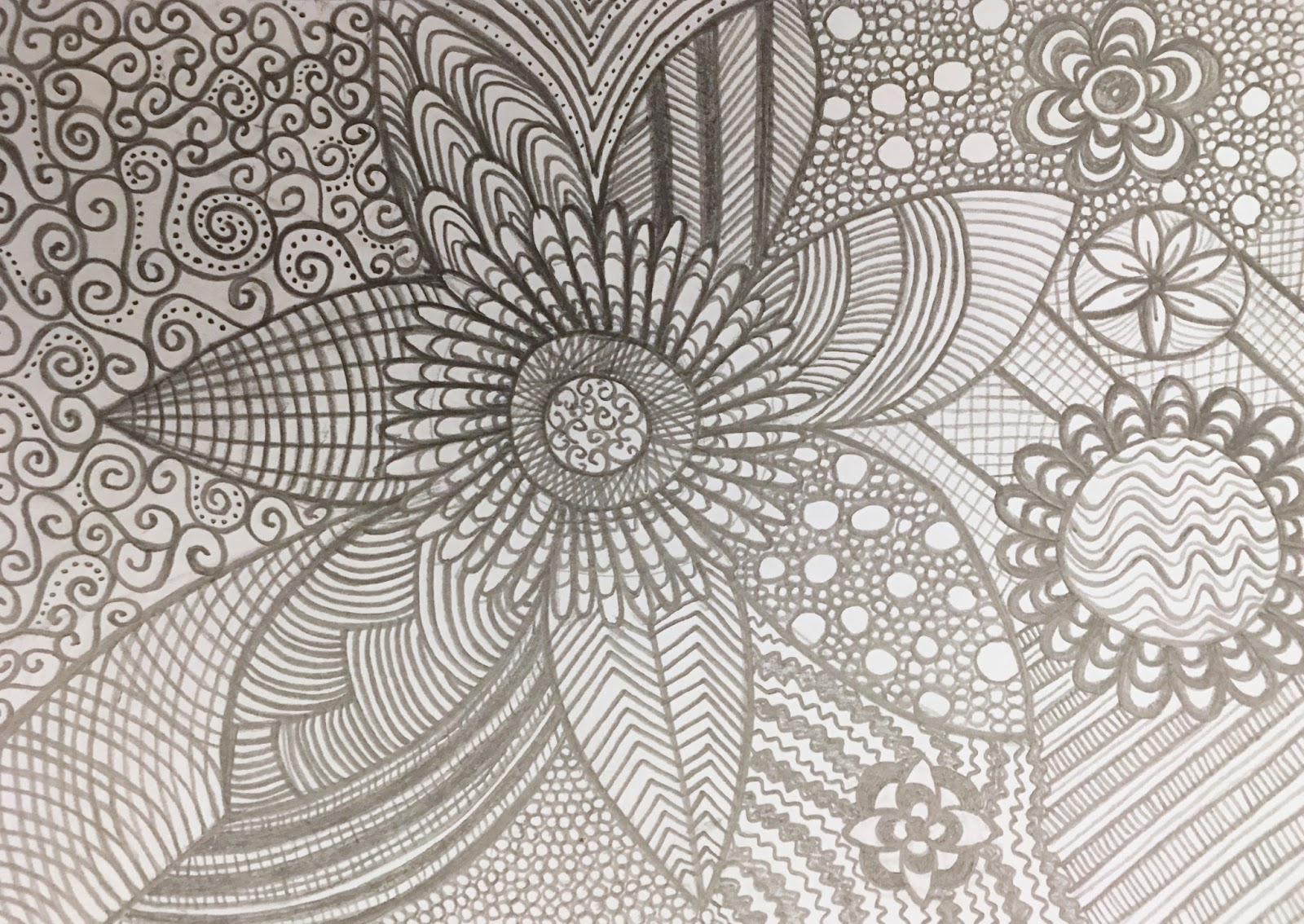 Learning To Tangle Zentangle Inspired Doodle Art
