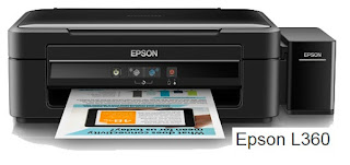 Epson L360 Printer Driver  Download