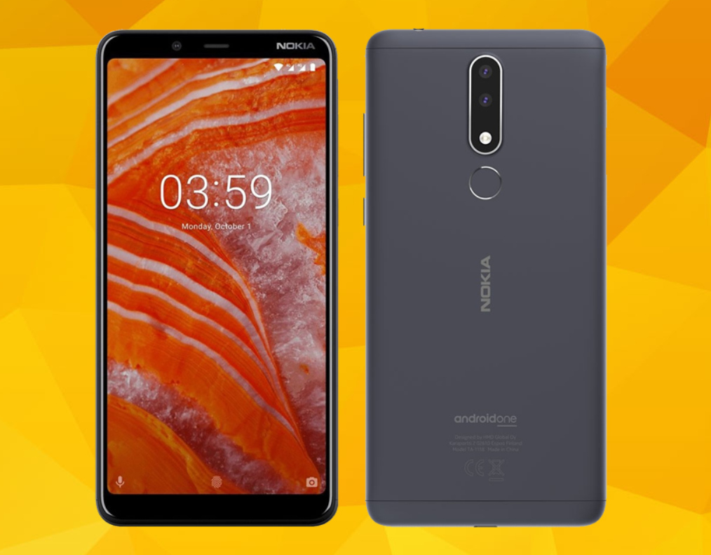 Nokia 3.1 Plus, Nokia 3.1 Plus Baltic Gray, Nokia 3.1 Plus Philippines