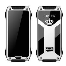 Spesifikasi Hape Antik Tipis Mewah Vkworld Crown V8