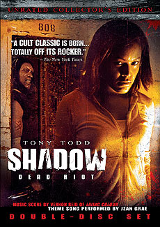Poster of (18+) Shadow Dead Riot 2006 UnRated 720p Hindi BRRip Dual Audio