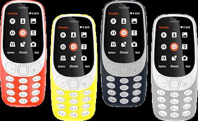 هاتف نوكيا 3310 يعود بحلته الجديدة