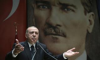 Η «Δεύτερη Άλωση» της Πόλης - Γιατί ο Ερντογάν θέλει να μοιάσει στον Πορθητή και όχι στον Κεμάλ...