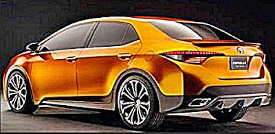 2018 Toyota Corolla Redesign And Rumors