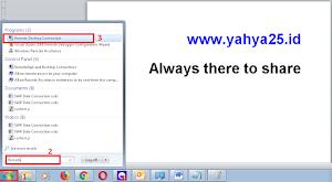 Mengatasi Masalah Your Credential Did Not Work Pada Saat Melakukan Remote Desktop Connection