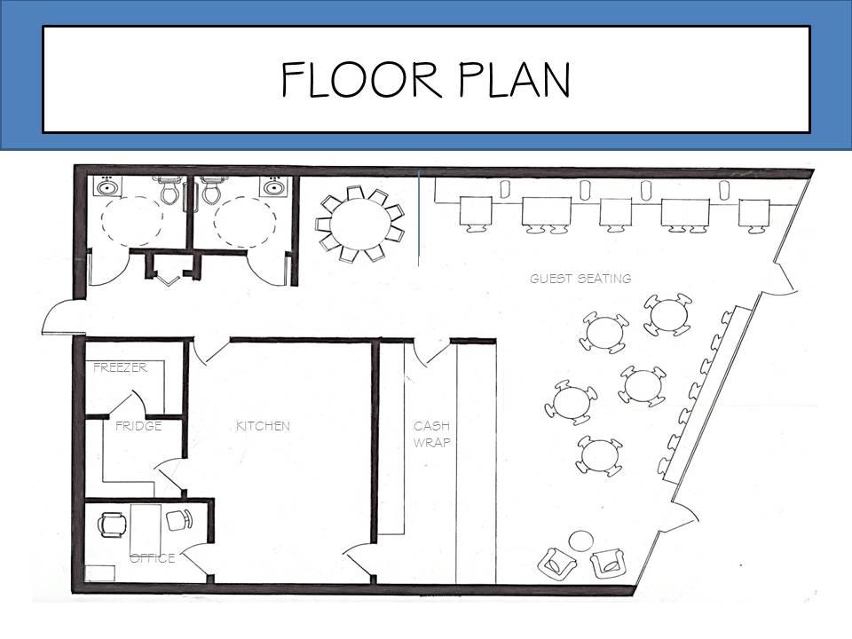Grooming Shop Floor Plans: COFFEY DESIGNS: CUPCAKE SHOP