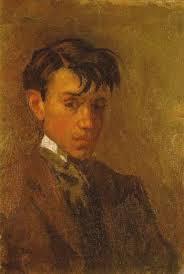 autorretrato Picasso