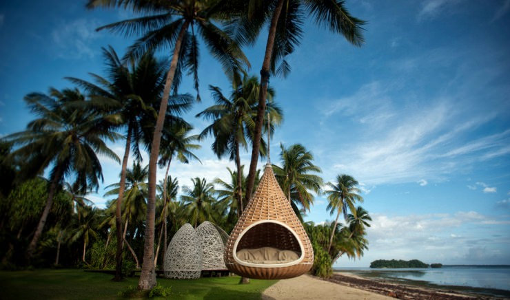 33 Amazing Beaches From Around The World - The Dedon Island Resort, Siargao, Philippines