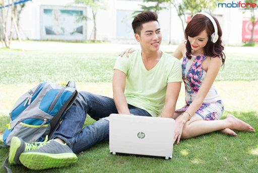3G Fast Connect Mobifone chu kỳ dài tăng data giảm cước