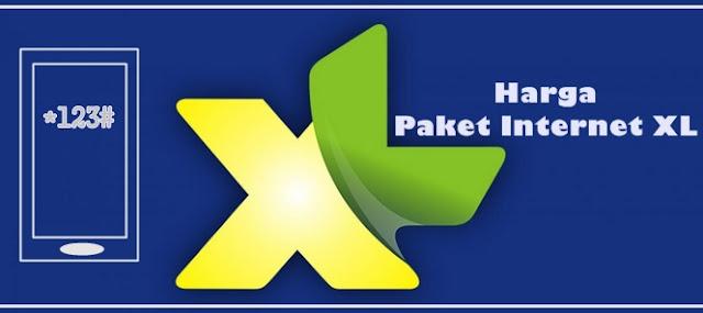 Harga Paket Data Internet XL