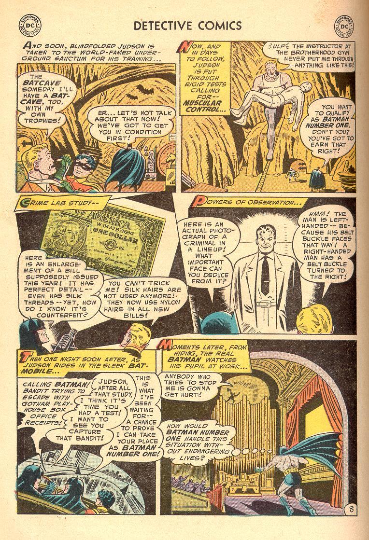 Detective Comics (1937) 222 Page 9