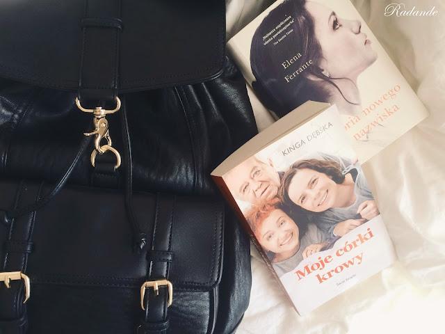 Książki w podróży