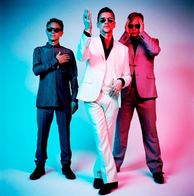 Depeche Mode - Enjoy The Silence (Live)