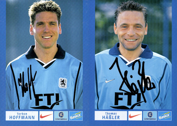 Florin Lovin Autogrammkarte TSV 1860 München 2010-11 Original A 185985