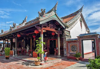 5. Kuil Cheng Hoon Teng