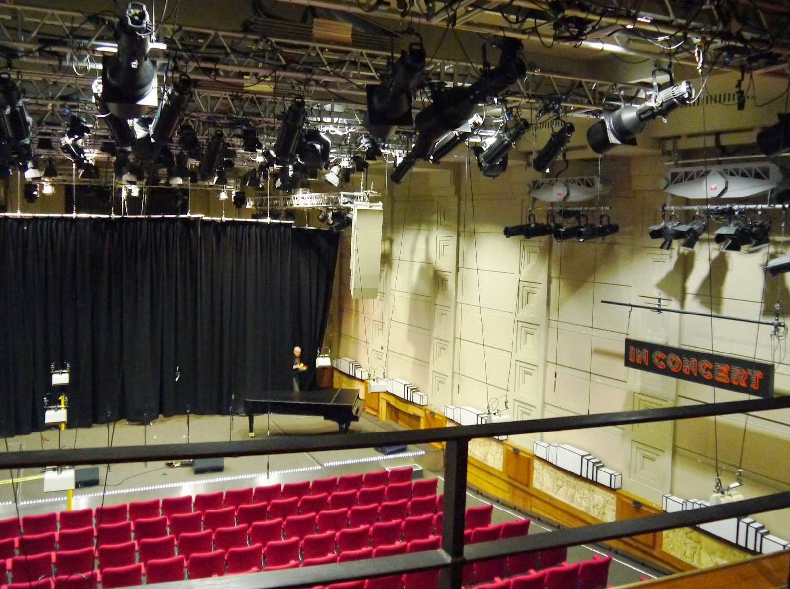 BBC Broadcasting House Tour - Radio Theatre