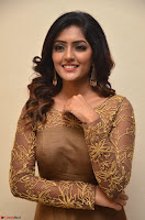 Eesha looks super cute in Beig Anarkali Dress at Maya Mall pre release function ~ Celebrities Exclusive Galleries 065.JPG