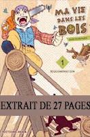 http://www.akata.fr/publications/ma-vie-dans-les-bois-t1