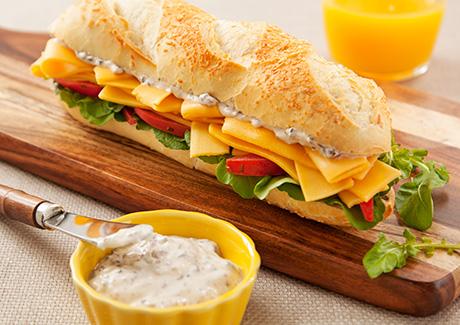 Sanduiche Real
