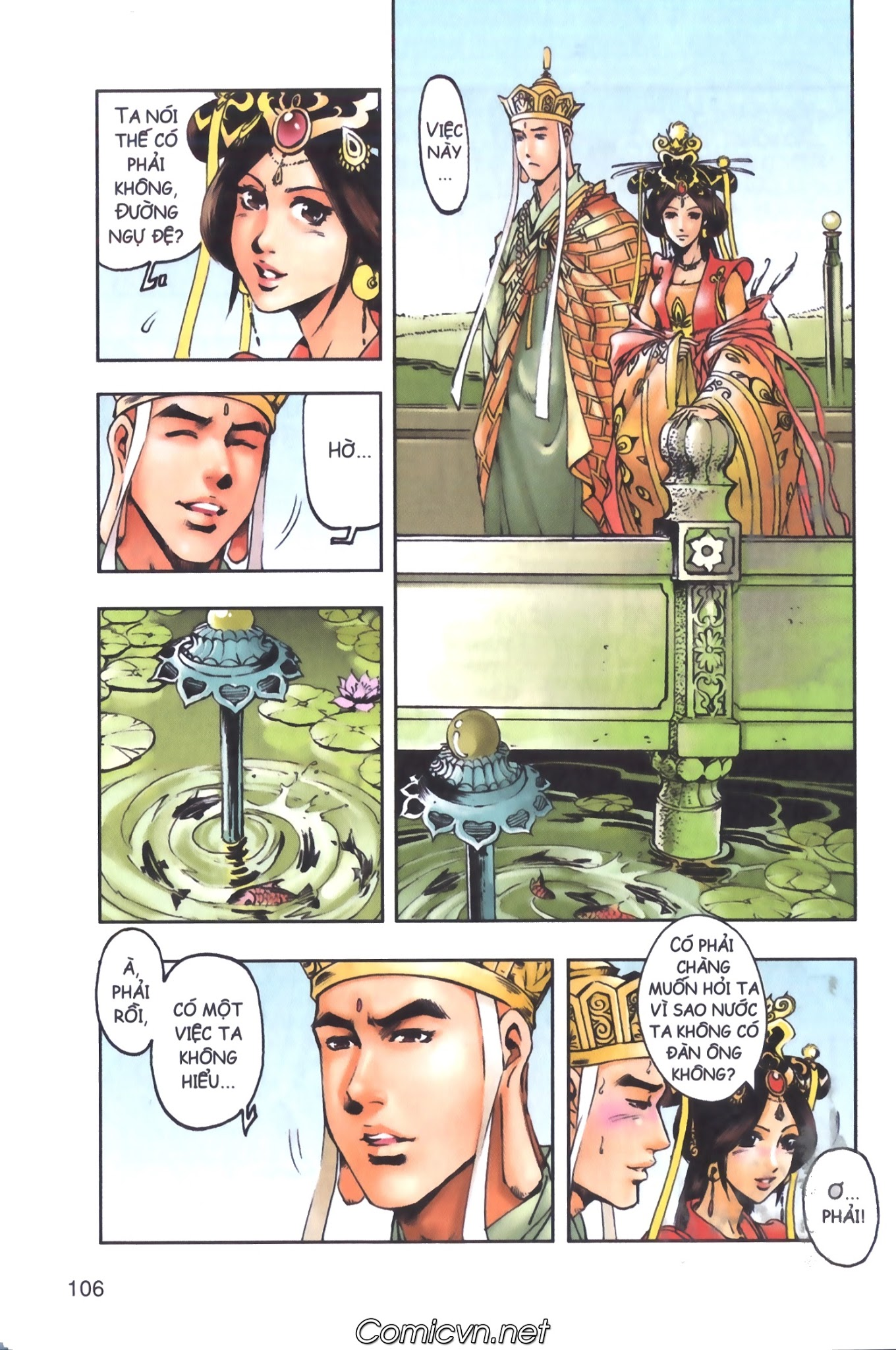 Tây Du Ký màu - Chapter 98 - Pic 37