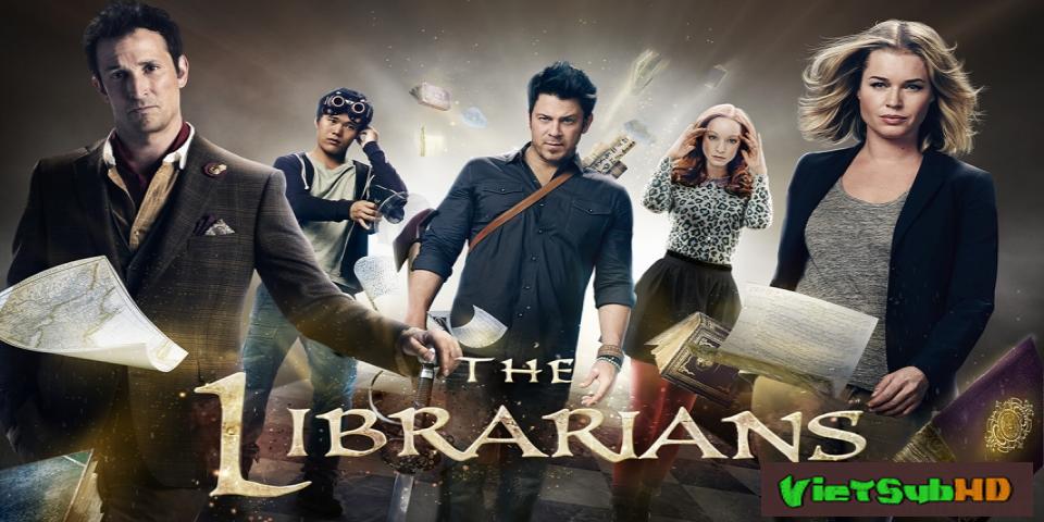 Phim Hội Thủ Thư (phần 3) Tập 10/10 VietSub HD | The Librarians (season 3) 2016