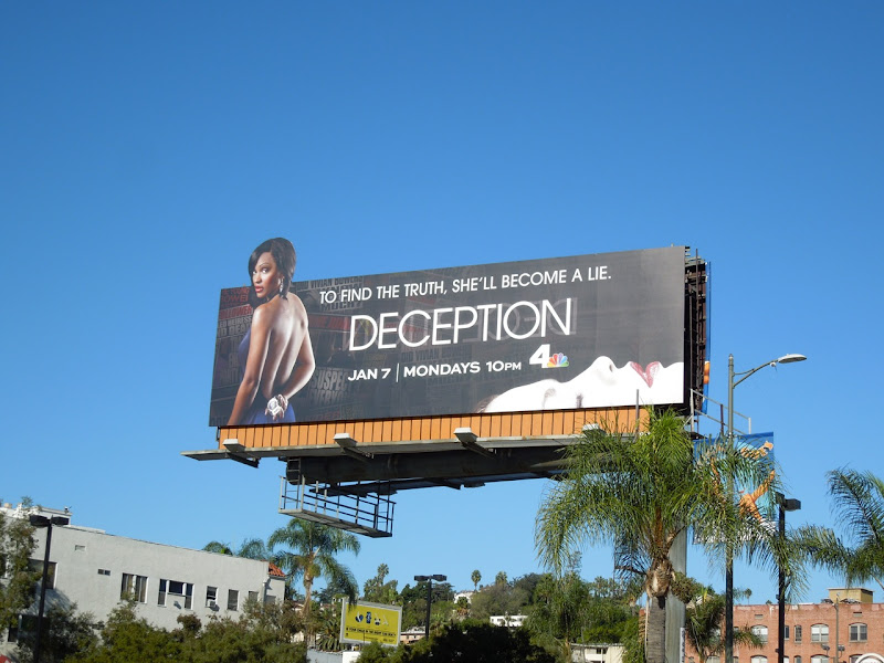 Deception billboard