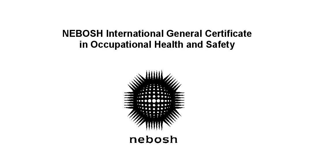 Hsedot Sample Copy Of NEBOSH IGC