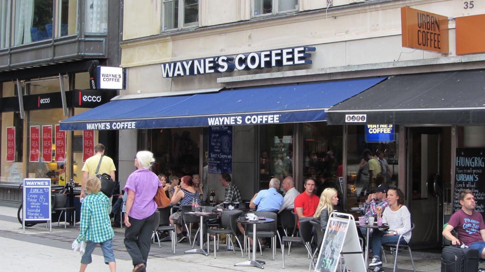 WayneS Coffee Tampere