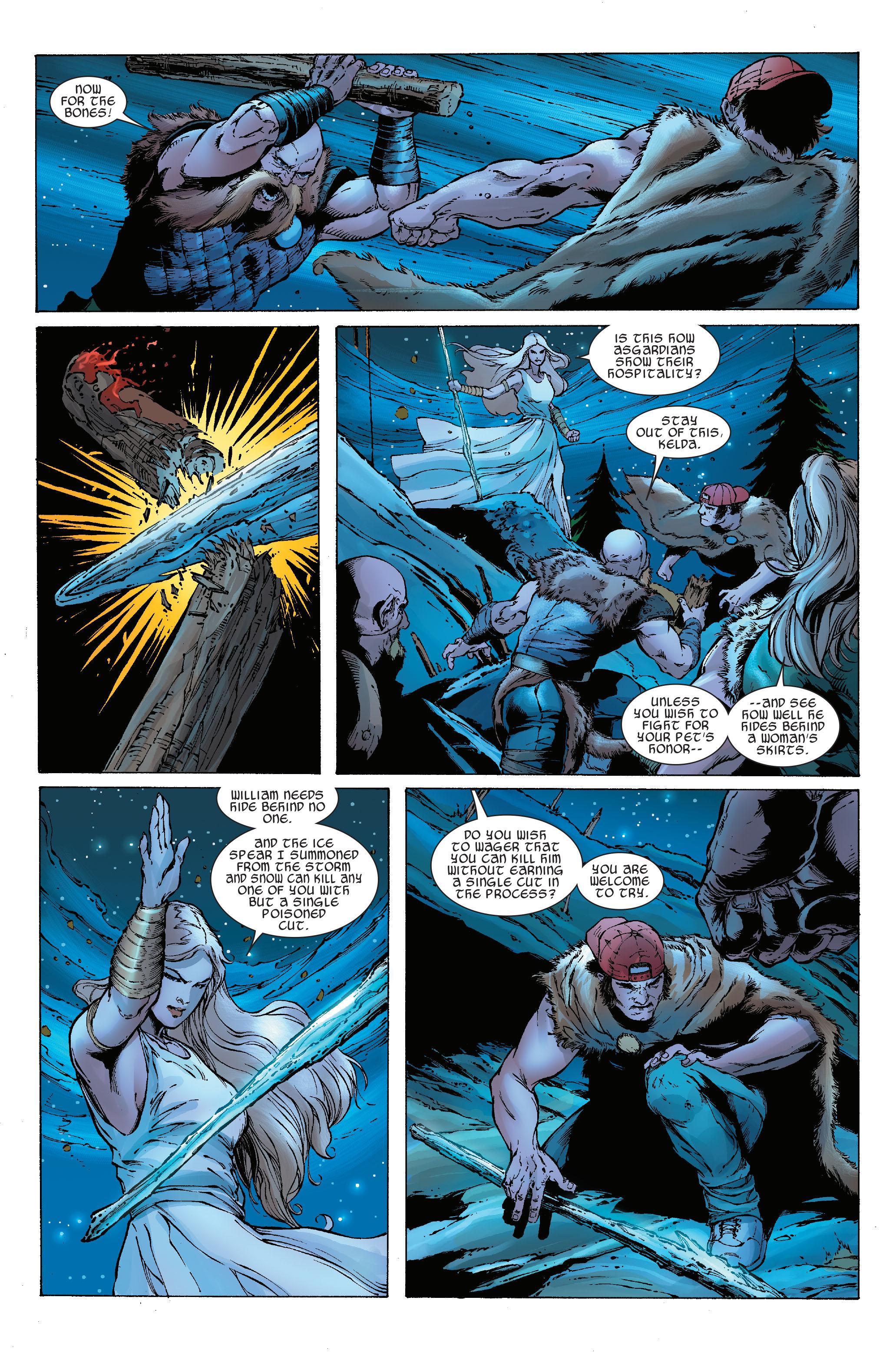 Thor (2007) Issue #602 #15 - English 22