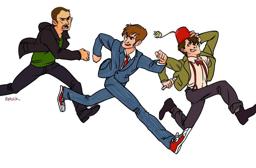 Cartoons Who 11 9 10 Dr